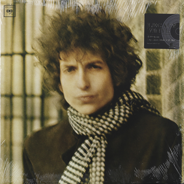 Bob Dylan - Blonde On (2 LP)