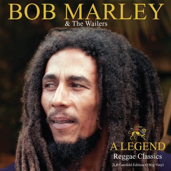 Bob Marley - A Legend Reggae Classics (2 LP)