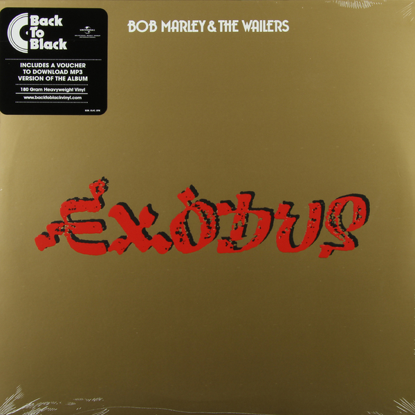 Bob Marley Bob Marley - Exodus (180 Gr) цена и фото
