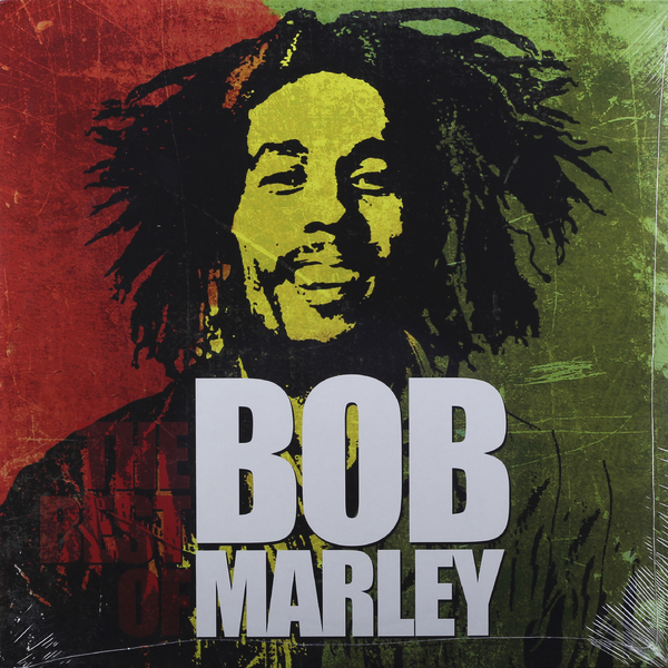 Bob Marley Bob Marley - The Best Of Bob Marley цена