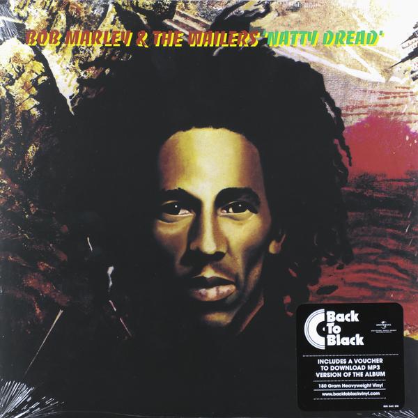Bob Marley The Wailers - Natty Dread (180 Gr)