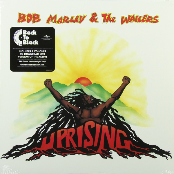 Bob Marley - Uprising (180 Gr)