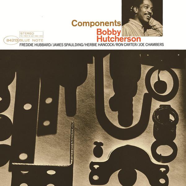 Bobby Hutcherson Bobby Hutcherson - Components каталка big bobby car next 56230