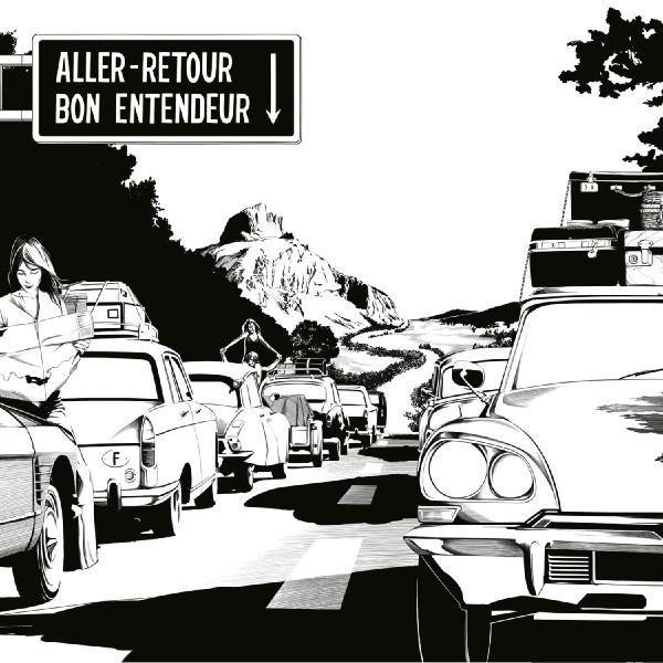 Bon Entendeur - Aller-retour (2 LP)