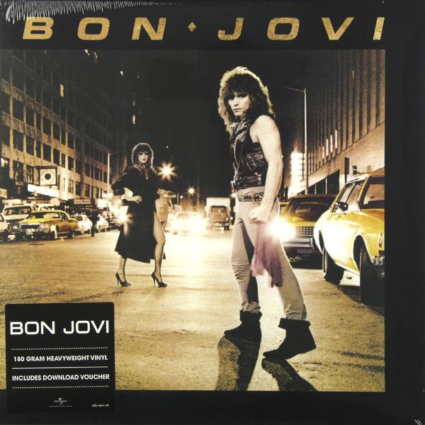 Bon Jovi Bon Jovi - Bon Jovi (180 Gr)