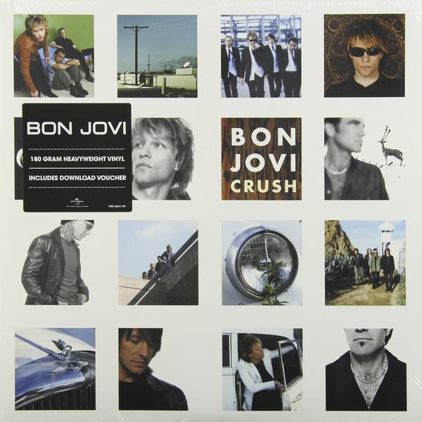 Bon Jovi - Crush (2 Lp, 180 Gr)