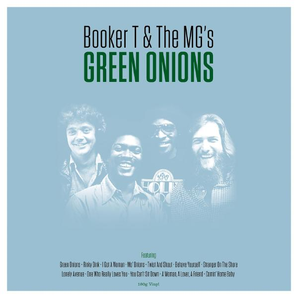 Booker T The M. - Green Onions (180 Gr)