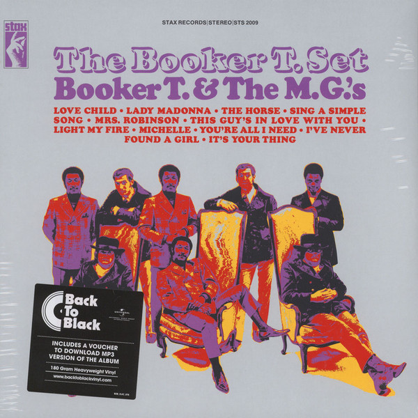 Booker T Booker T The Mg's - The Booker T. Set gene booker pockets lakota