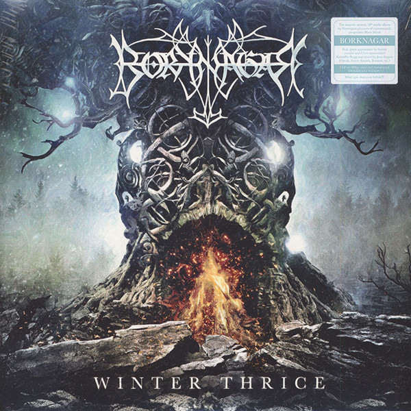 Borknagar - Winter Thrice (2 LP)