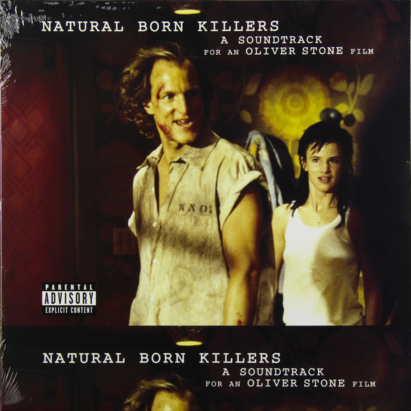 Саундтрек - Natural Born Killers (2 LP)