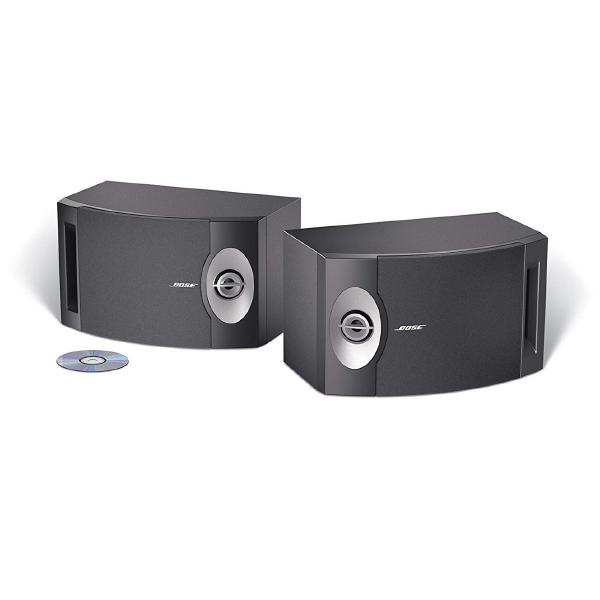 Полочная акустика Bose 201 V Black