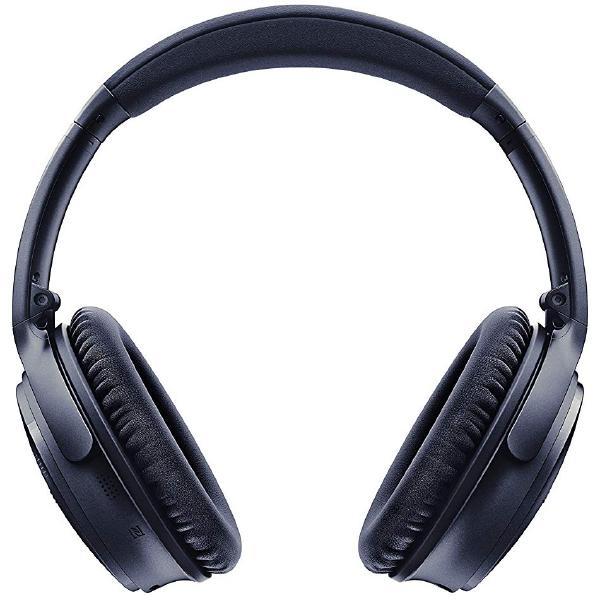 лучшая цена Беспроводные наушники Bose QuietComfort 35 II Triple Midnight