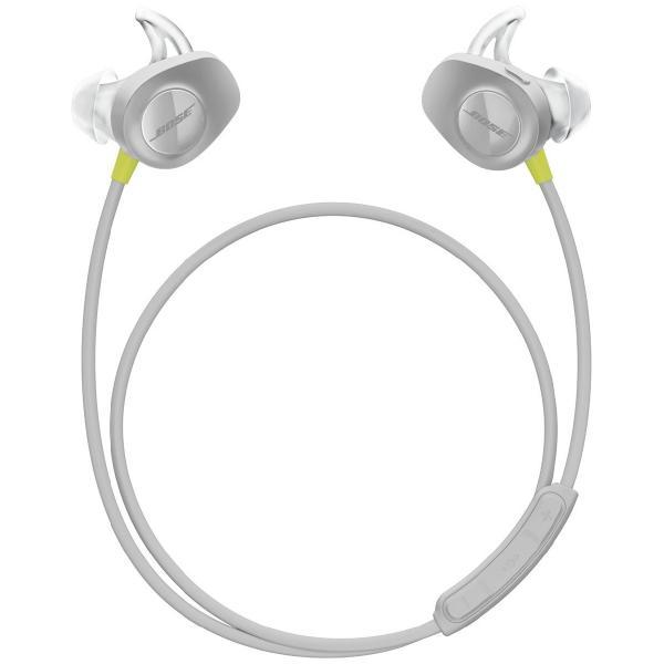 Беспроводные наушники Bose SoundSport Citron