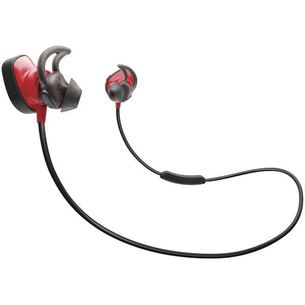 Беспроводные наушники Bose SoundSport Pulse Red