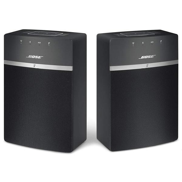 Беспроводная Hi-Fi акустика Bose SoundTouch 10X2 Black