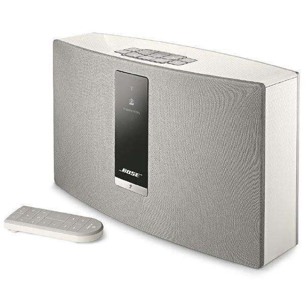 лучшая цена Беспроводная Hi-Fi акустика Bose SoundTouch 20 III White