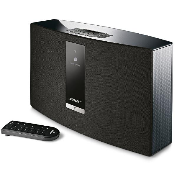 Беспроводная Hi-Fi акустика Bose SoundTouch 20 III Black