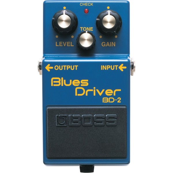 Педаль эффектов BOSS BD-2 педаль эффектов fender the bends compressor pedal