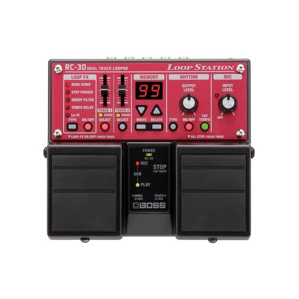 Гитарный процессор BOSS RC-30