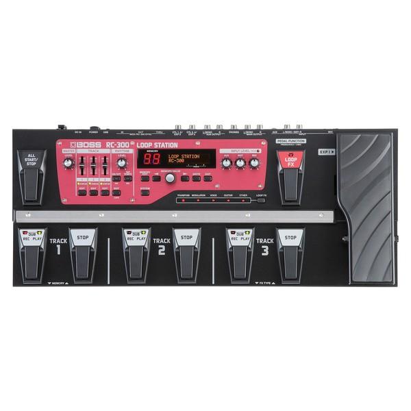Гитарный процессор BOSS RC-300 вокальный процессор boss ve 8