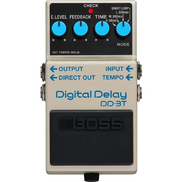 Педаль эффектов BOSS DD-3T