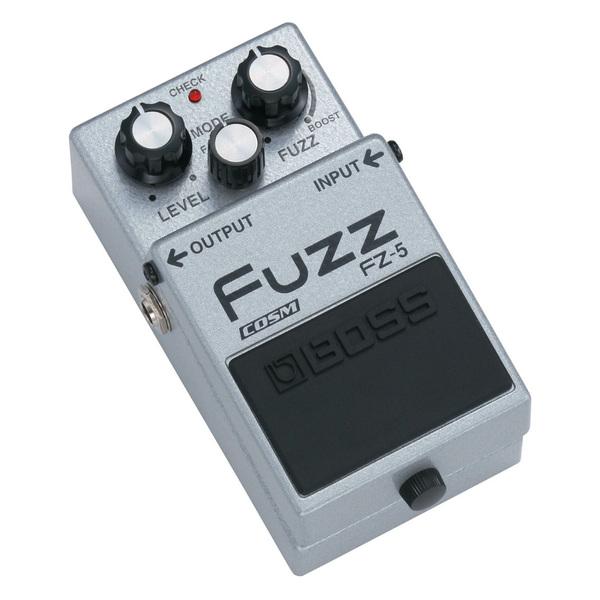 Педаль эффектов BOSS FZ-5 педаль dunlop mxr m84 bass fuzz deluxe