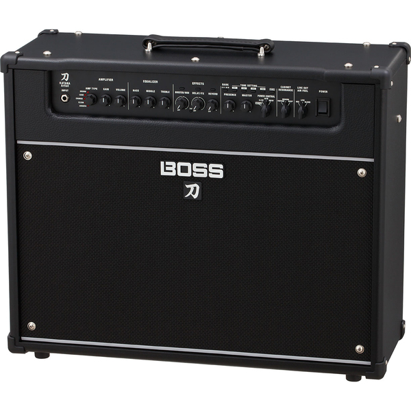 Гитарный комбоусилитель BOSS KTN-ARTIST гитарный усилитель boss ktn head