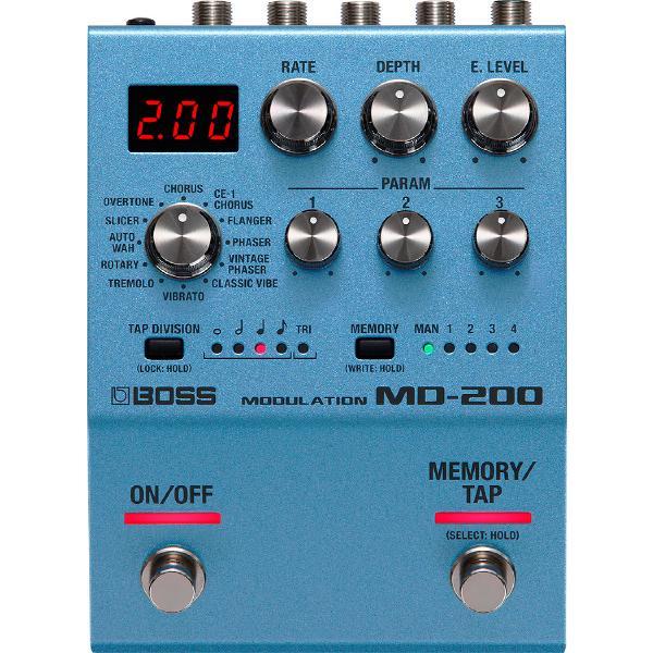 Педаль эффектов BOSS MD-200