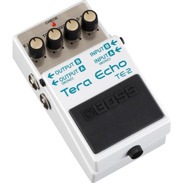 Педаль эффектов BOSS TE-2 педаль эффектов fender the bends compressor pedal