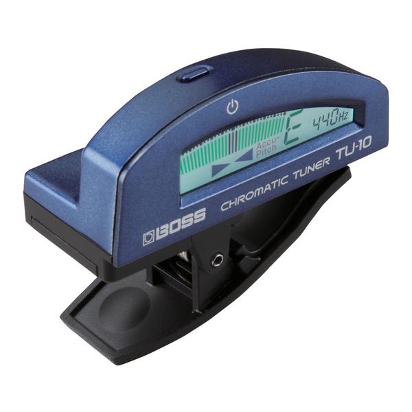 Гитарный тюнер BOSS TU-10-BU цены онлайн