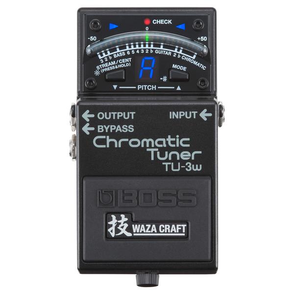 цена на Гитарный тюнер BOSS TU-3W
