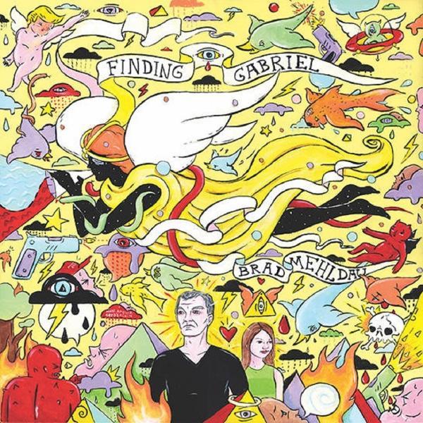 лучшая цена Brad Mehldau Brad Mehldau - Finding Gabriel (2 LP)