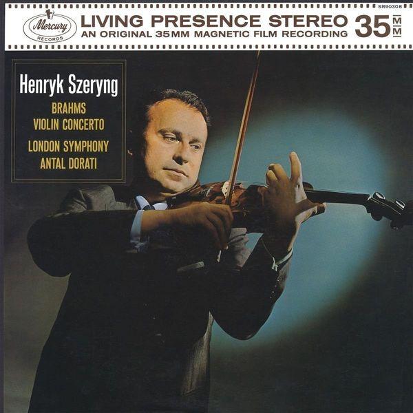 Brahms BrahmsAntal Dorati - : Violin Concerto a rolla violin concerto bi 523
