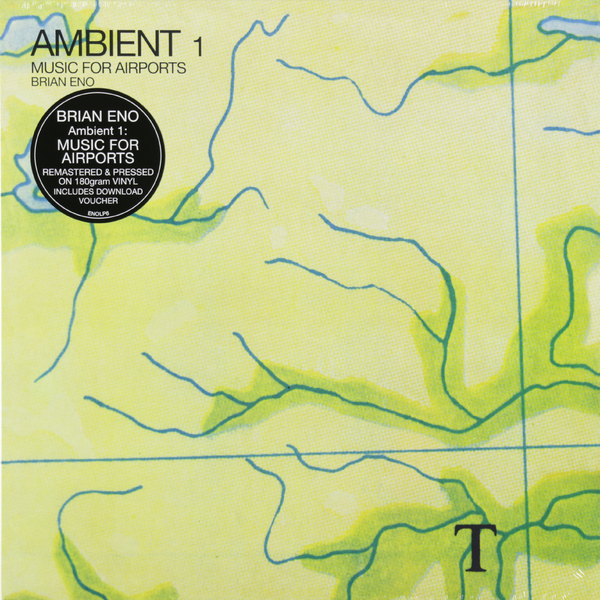 Brian Eno - Ambient 1: Music For Airports (180 Gr)