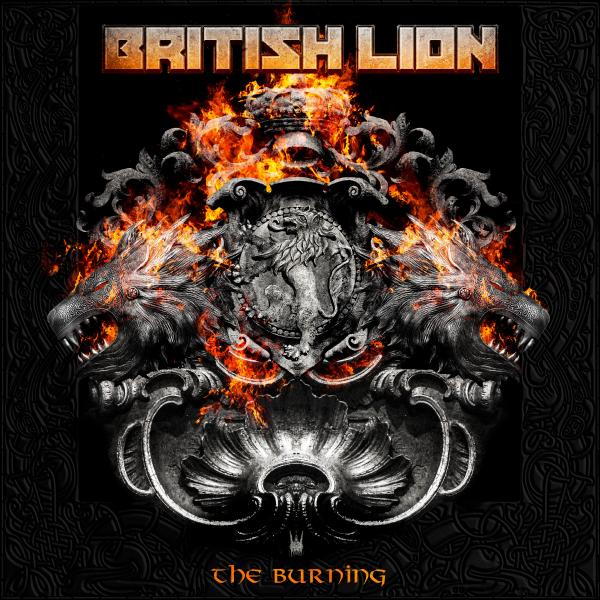 British Lion - The Burning (2 LP)