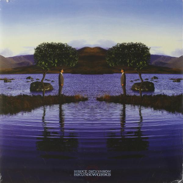 Bruce Dickinson Bruce Dickinson - Skunkworks (2 LP) цена