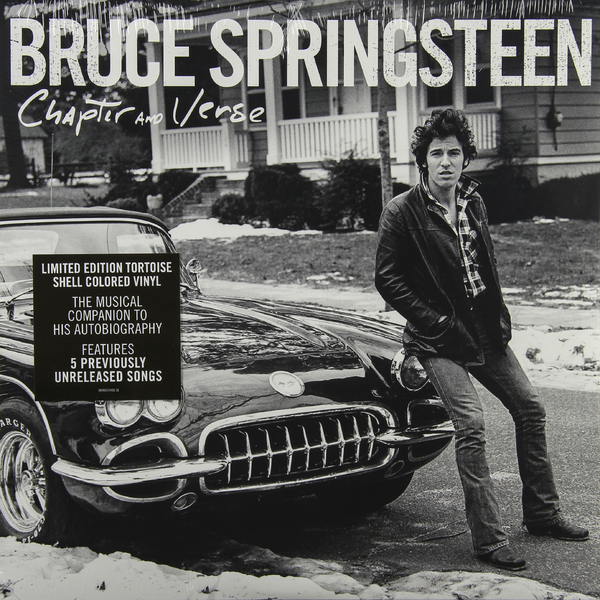 Фото - Bruce Springsteen Bruce Springsteen - Chapter And Verse (2 LP) bruce springsteen bruce springsteen working on a dream 2 lp
