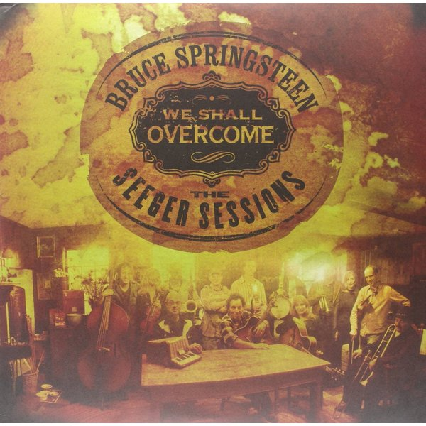 Фото - Bruce Springsteen Bruce Springsteen - We Shall Overcome: The Seeger Sessions (2 Lp, 180 Gr) bruce springsteen bruce springsteen working on a dream 2 lp