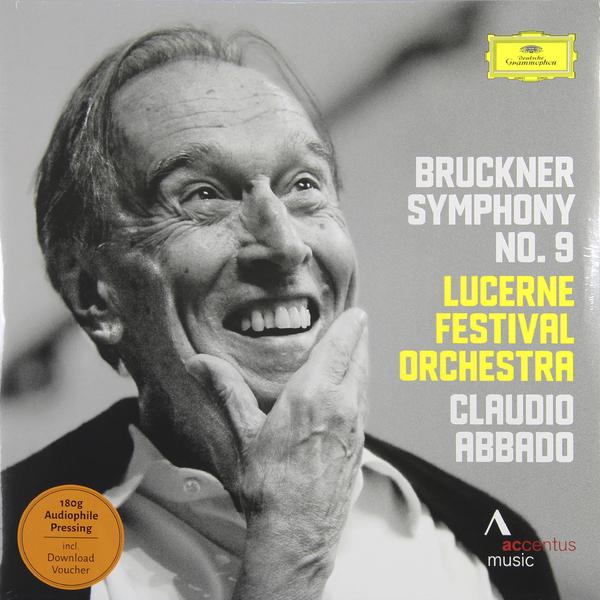Bruckner BrucknerClaudio Abbado - : Symphony No.9 (2 LP) цена