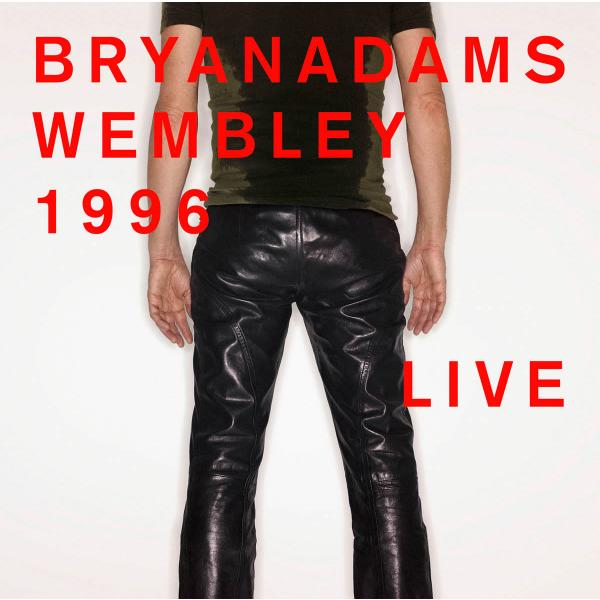 Bryan Adams - Wembley 1996 Live (3 Lp, Colour)