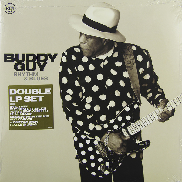 лучшая цена Buddy Guy Buddy Guy - Rhythm Blues