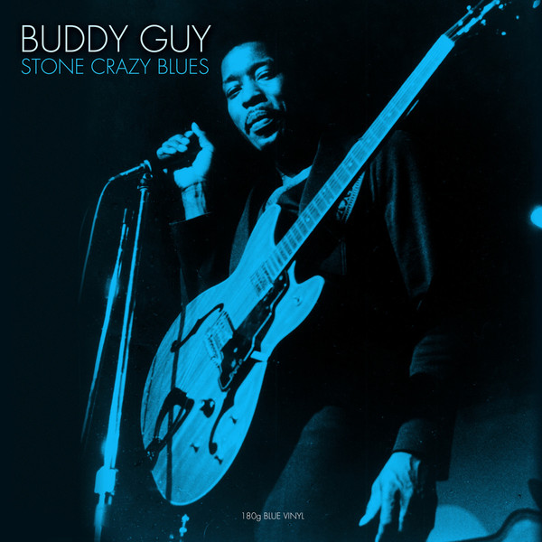 Buddy Guy Buddy Guy - Stone Crazy Blues цена 2017