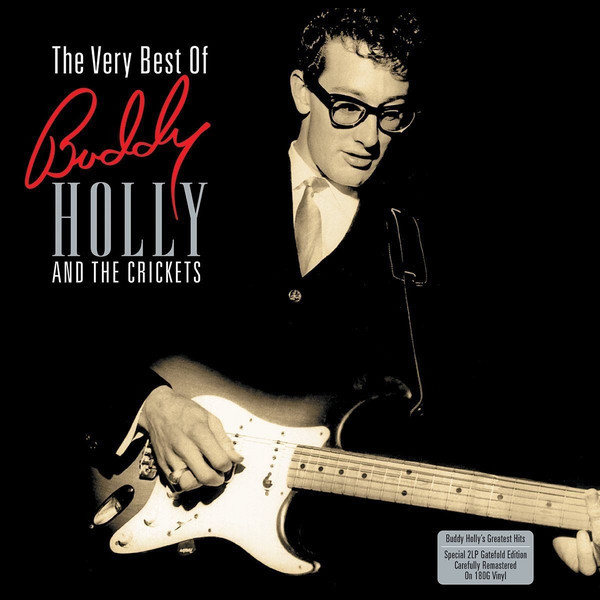 Buddy Holly The Crickets - Very Best Of (2 LP)