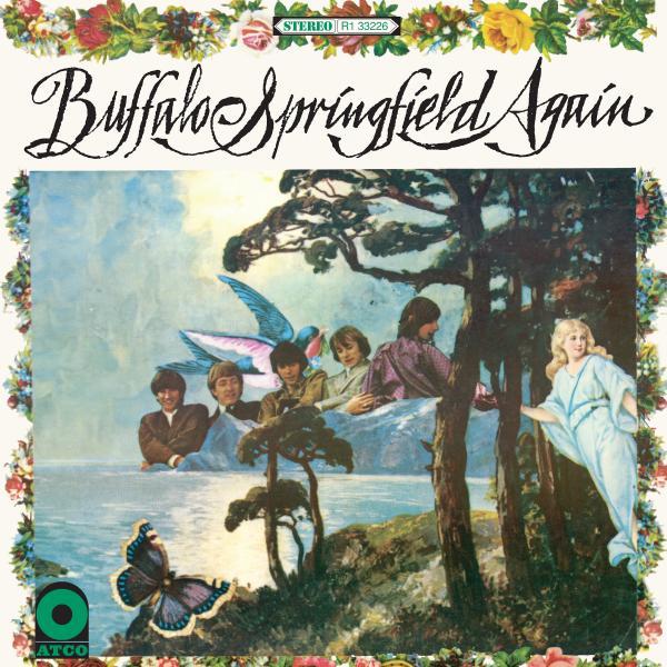 лучшая цена Buffalo Springfield Buffalo Springfield - Buffalo Springfield Again (180 Gr)