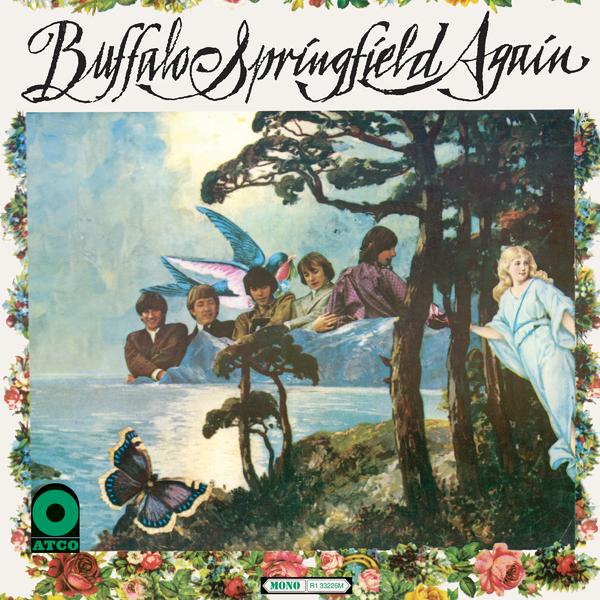 лучшая цена Buffalo Springfield Buffalo Springfield - Buffalo Springfield Again (mono, 180 Gr)