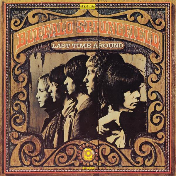 лучшая цена Buffalo Springfield Buffalo Springfield - Last Time Around (180 Gr)