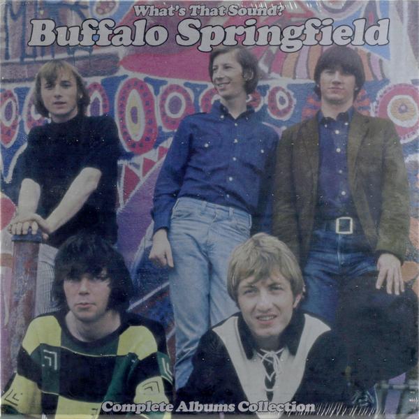 лучшая цена Buffalo Springfield Buffalo Springfield - What's That Sound? (5 Lp, 180 Gr)