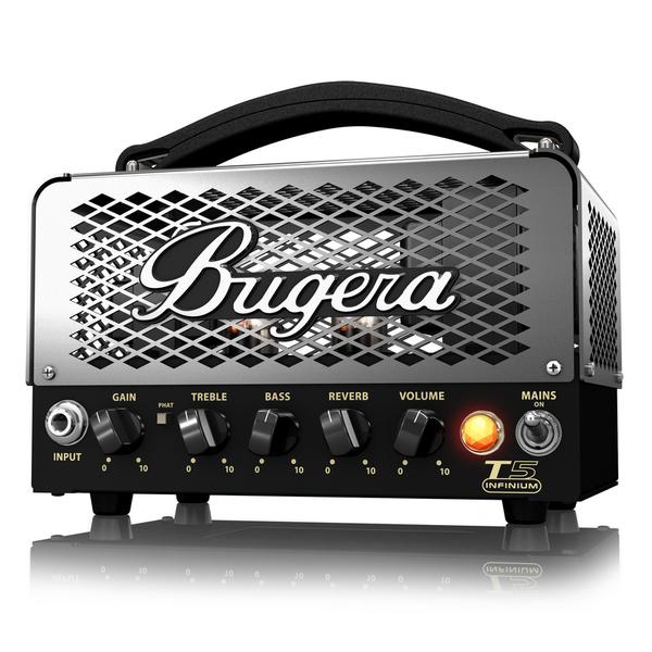 Гитарный усилитель Bugera T5-INFINIUM гитарный комбоусилитель bugera v5 infinium