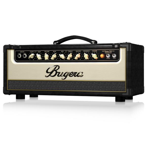 Гитарный усилитель Bugera V22HD INFINIUM гитарный комбоусилитель bugera v5 infinium