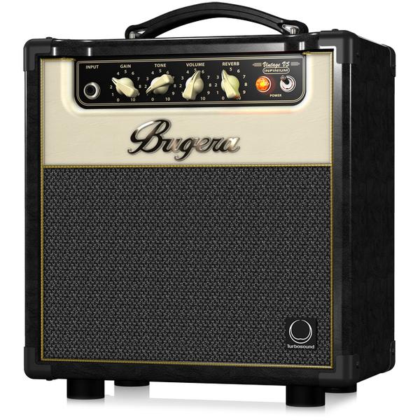 лучшая цена Гитарный комбоусилитель Bugera V5 INFINIUM